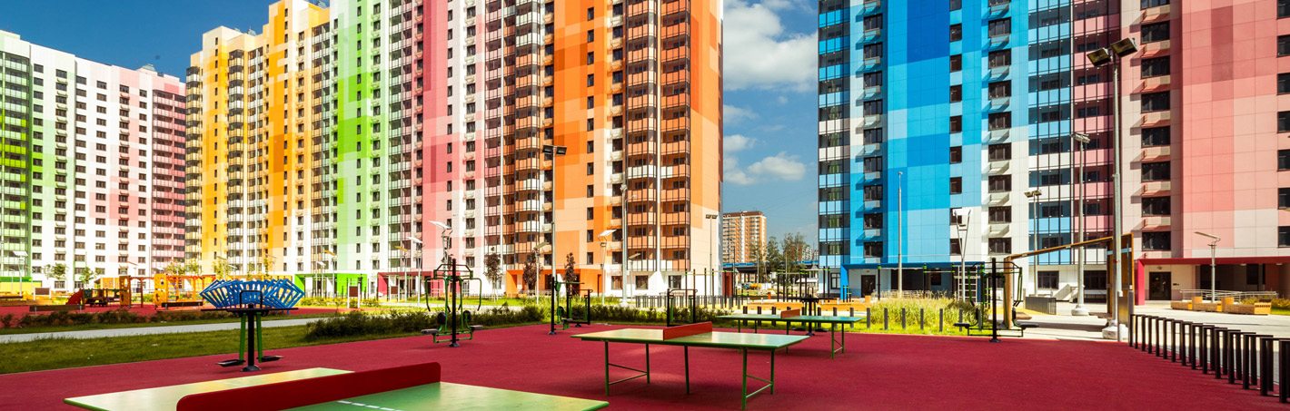 Квартиры и жилая недвижимость